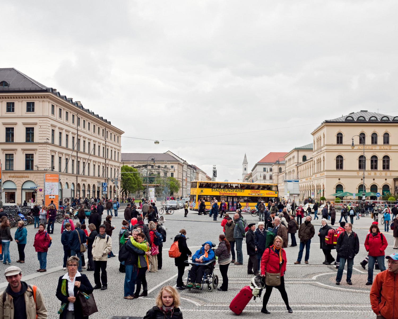 München, Odeonsplatz