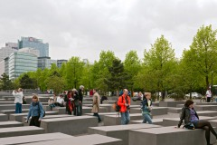 Berlin, Holocaust Denkmal