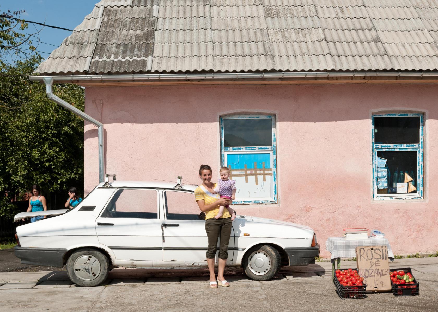 Transsilvanien, August 2011