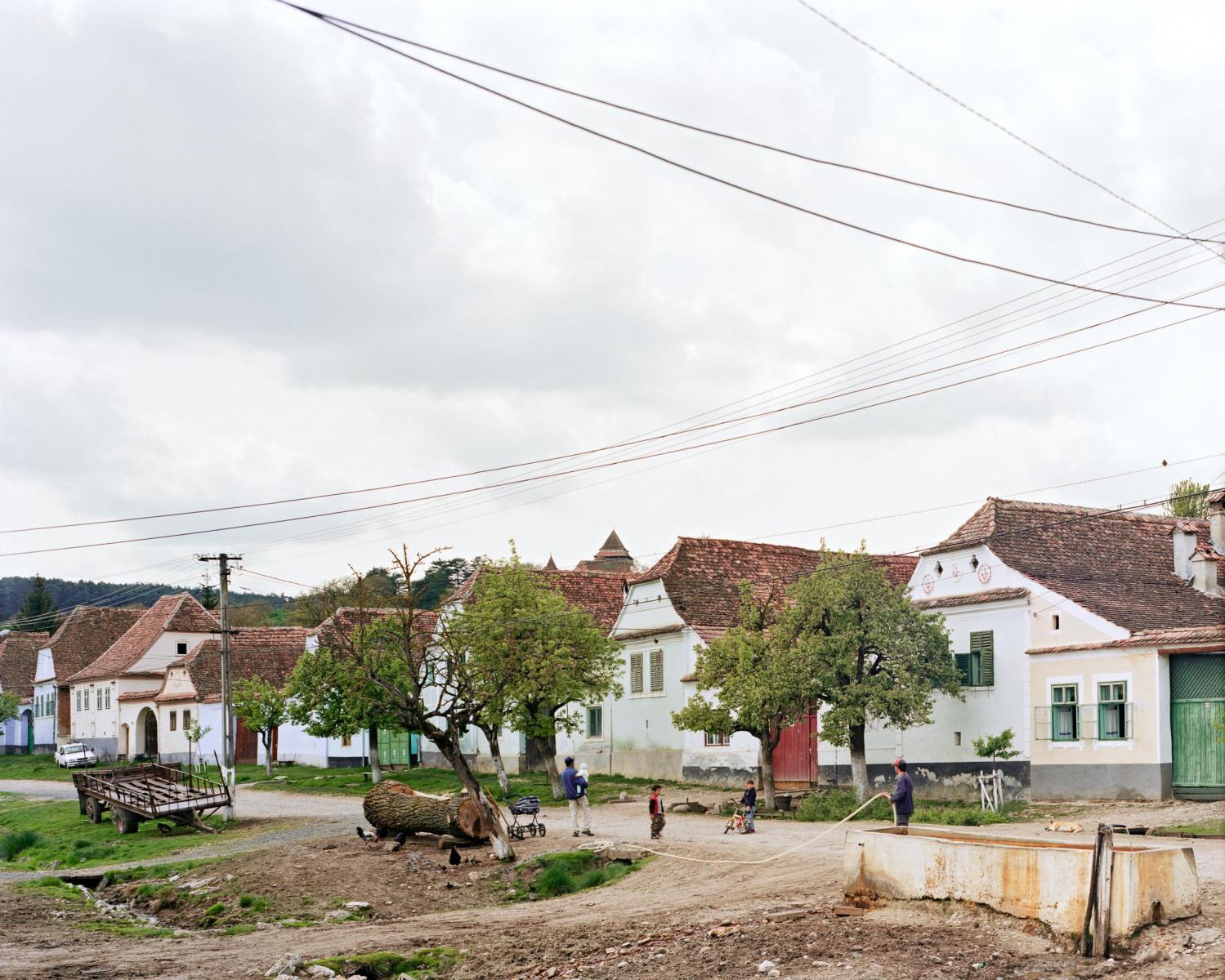 Viscri / Deutschkreuz,  Mai 2008
