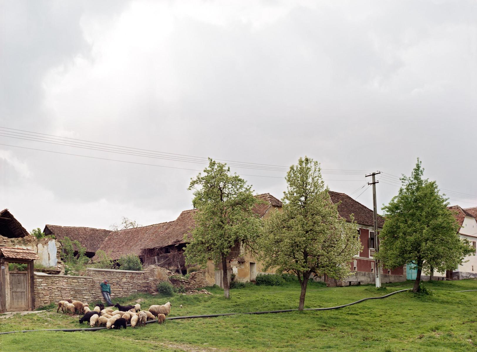 Mesendorf / Meschendorf, Mai 2008