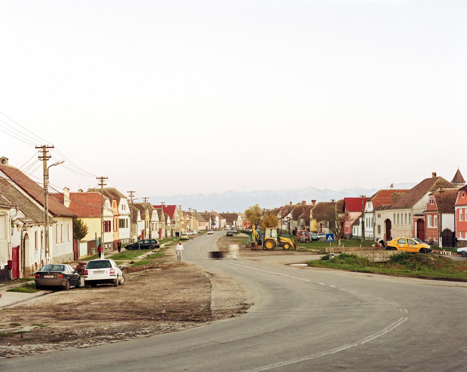 Șura Mare, Oktober 2008