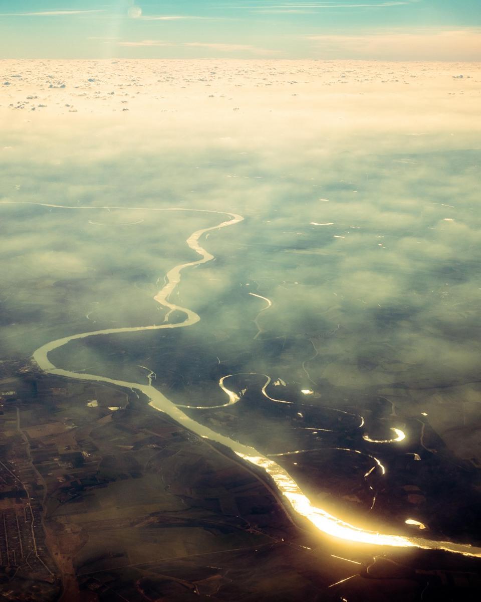 Donau, Ungarn