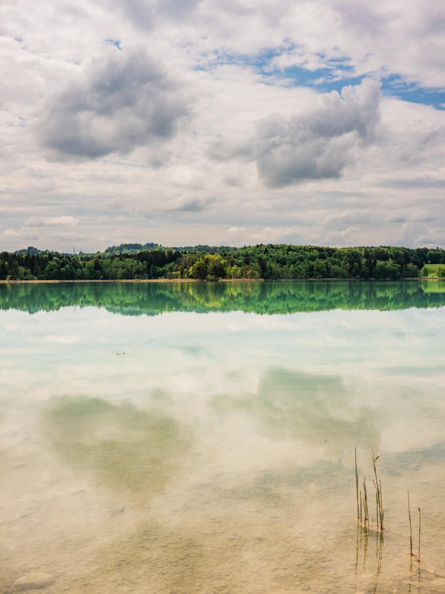 Ostersee, Mai 2020