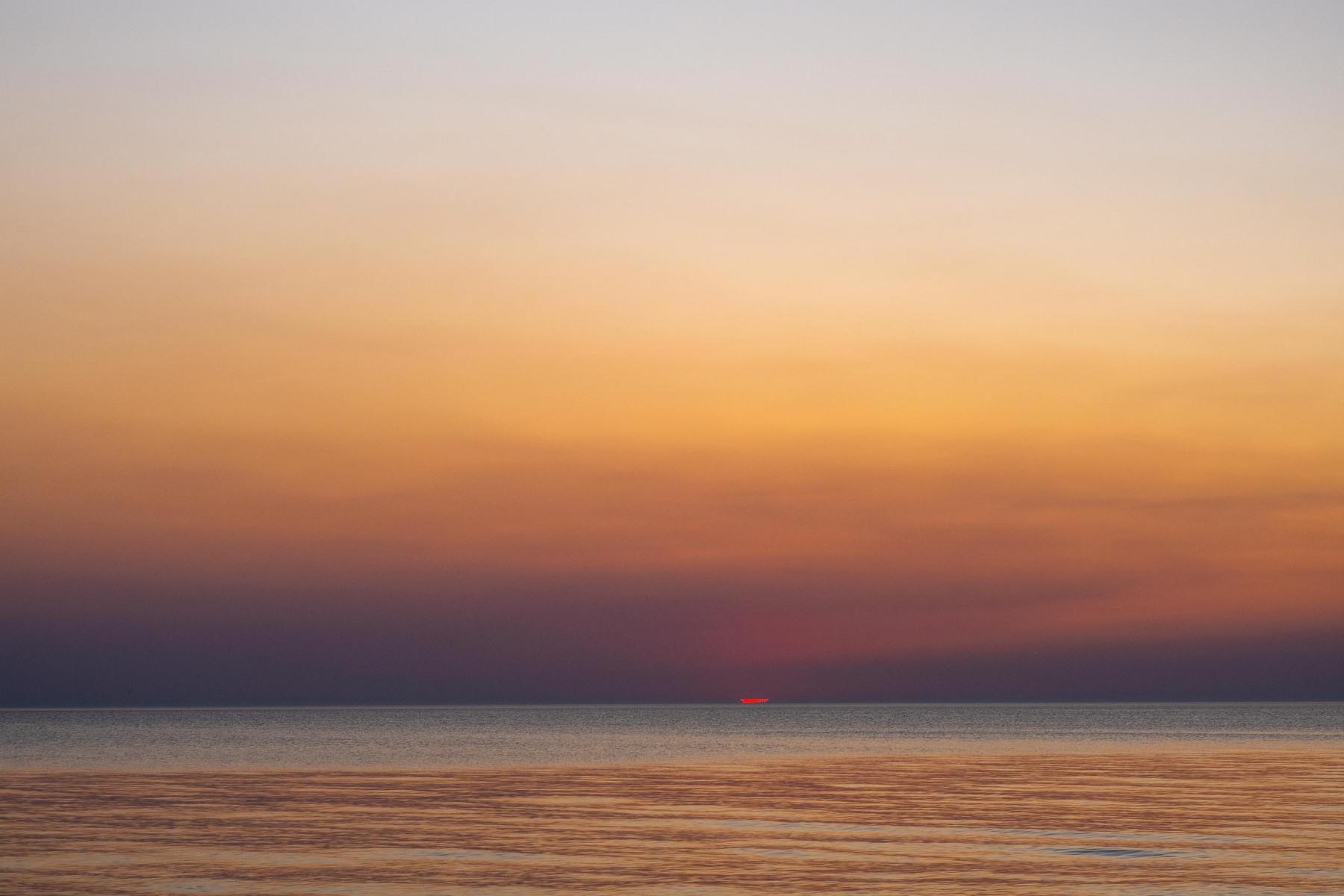 Ostsee, Darß, August 2020