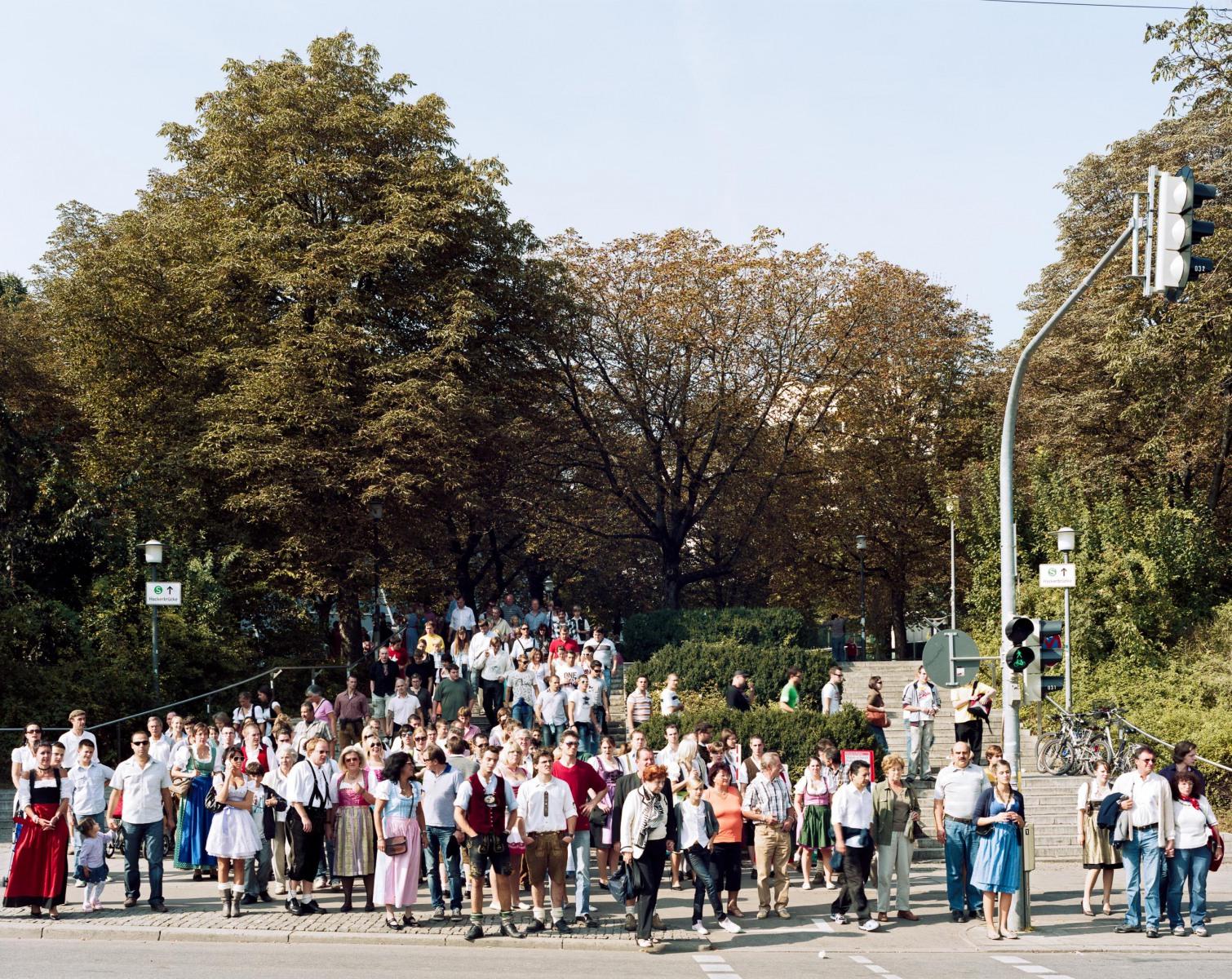 Bayerstrasse, September 2009
