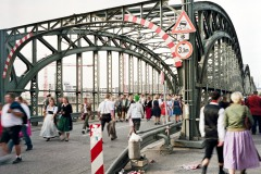 Hackerbrücke, September 2009
