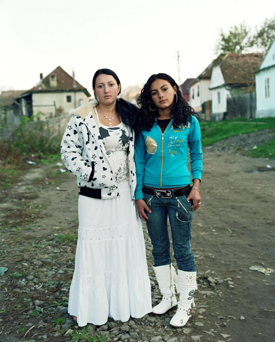 Transsilvanien, Oktober 2008
