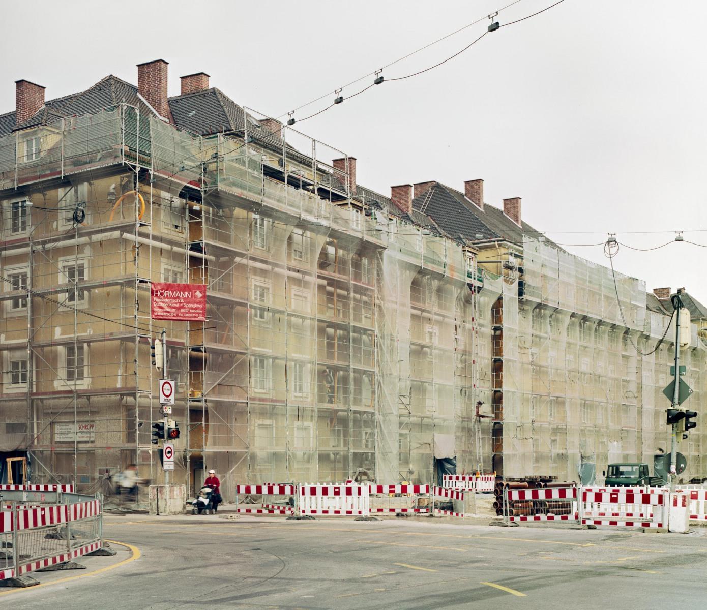 München, Mittlerer Ring Ost