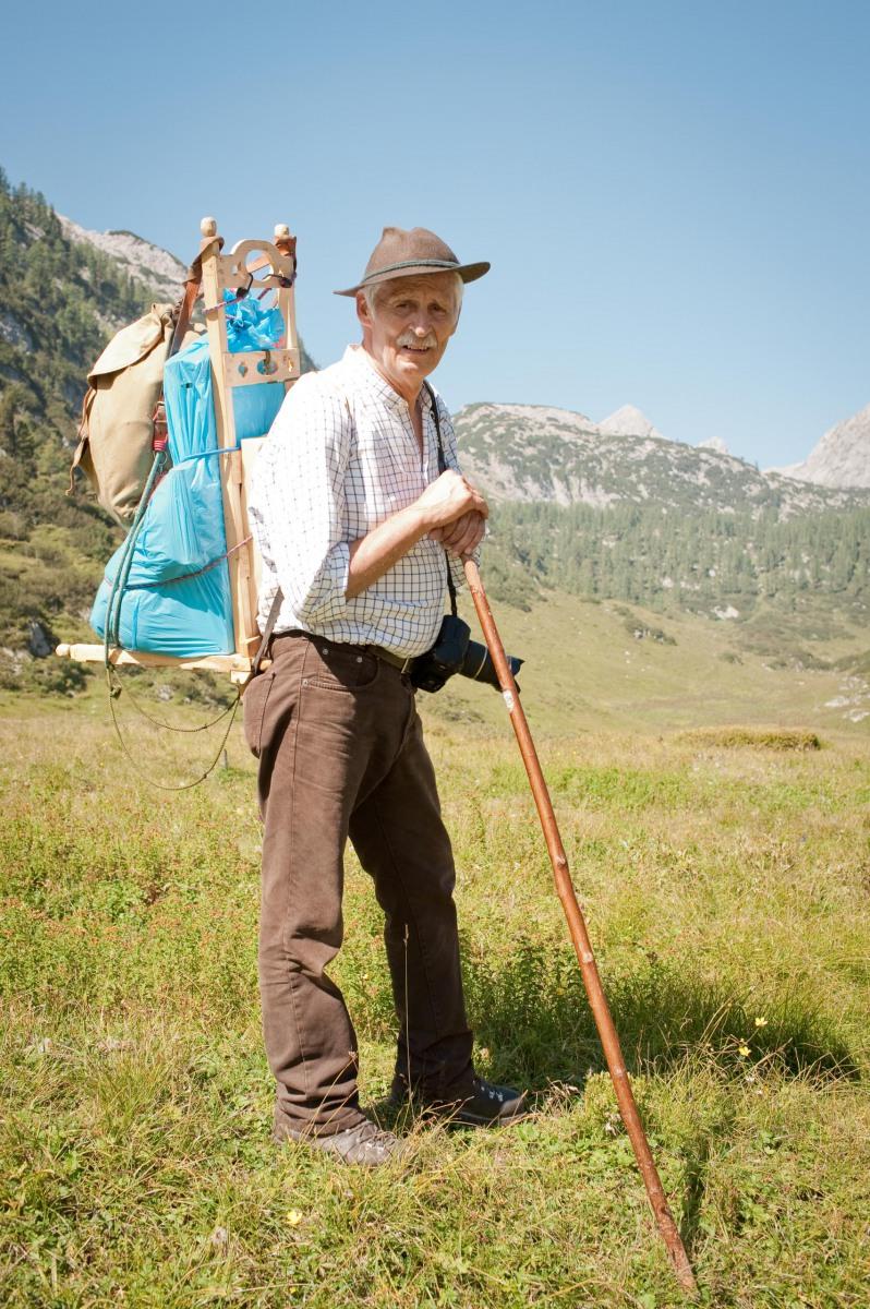 Berchtesgadener Land, August 2008