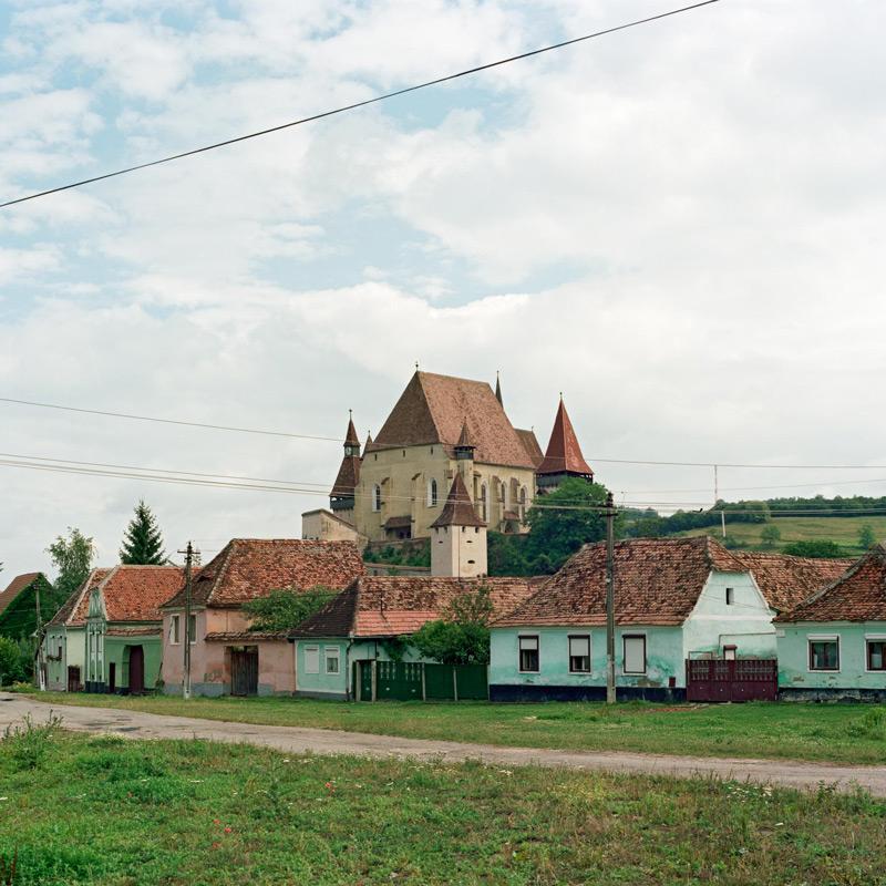 Dörfer in Transsilvanien